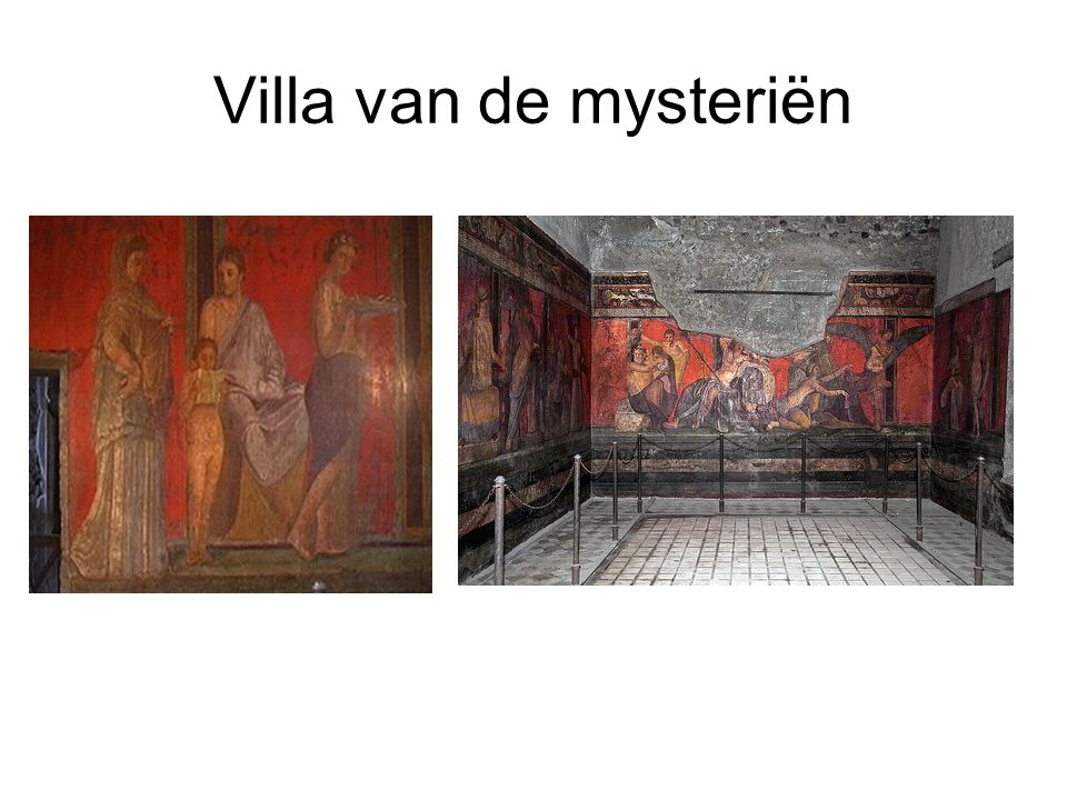 Villa van de mysteriën