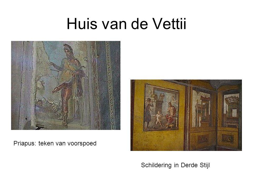 Huis van de Vettii Priapus: teken van voorspoed