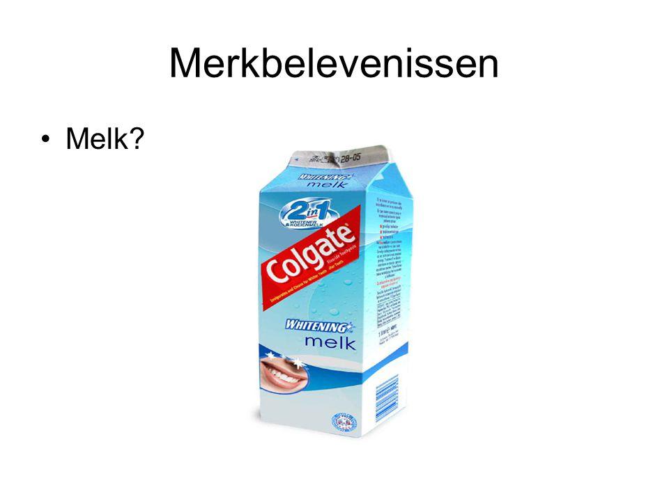 Merkbelevenissen Melk
