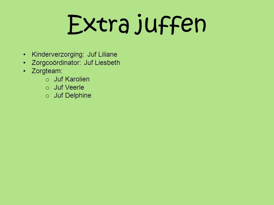 Extra juffen Kinderverzorging: Juf Liliane
