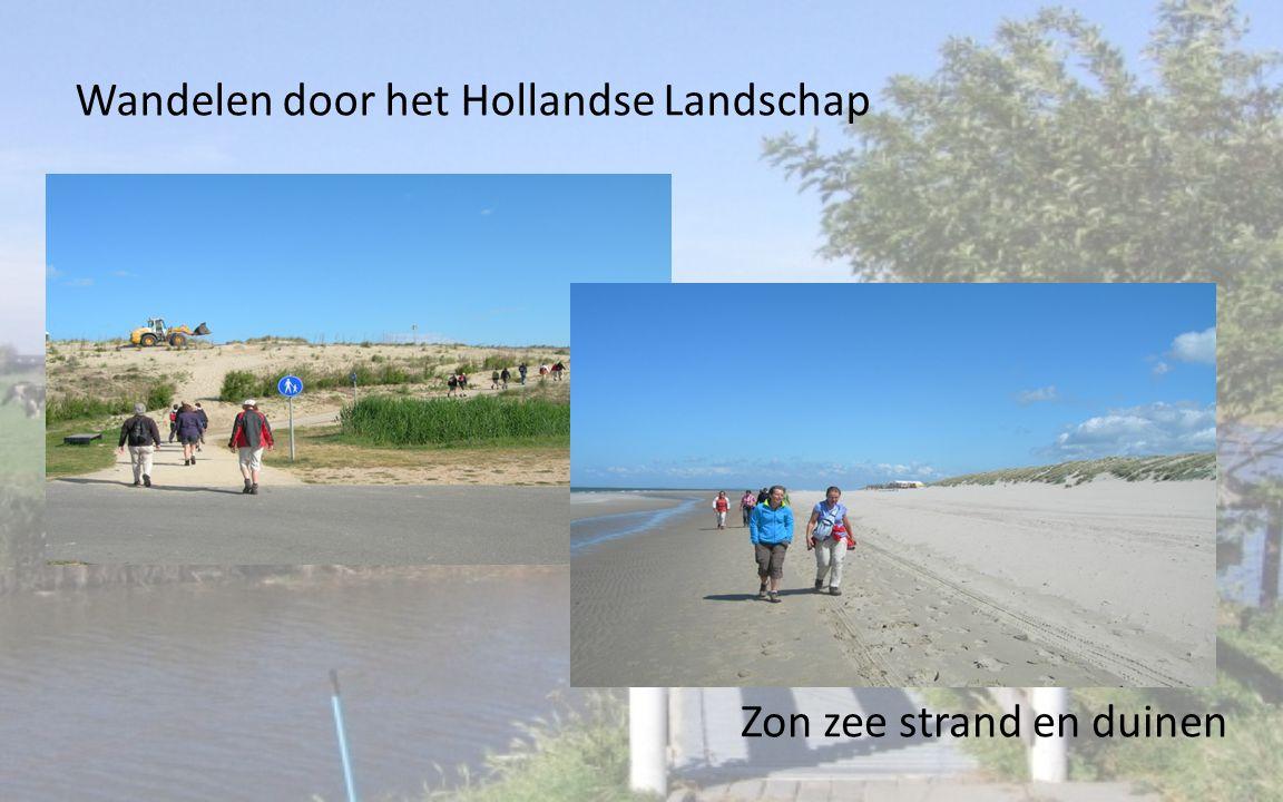 Wandelen door het Hollandse Landschap