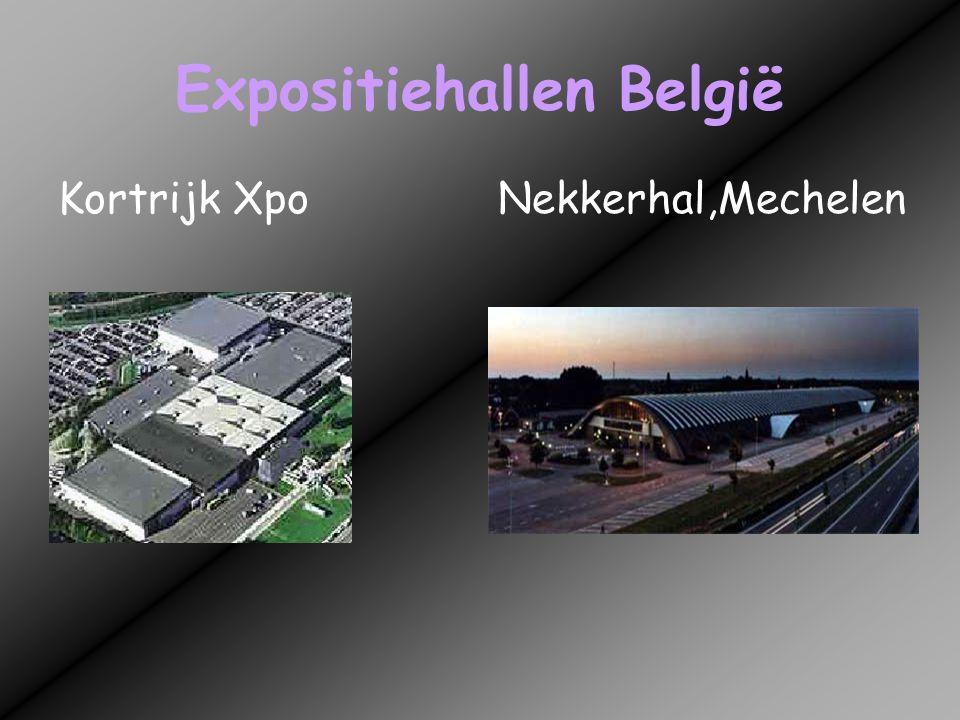 Expositiehallen België