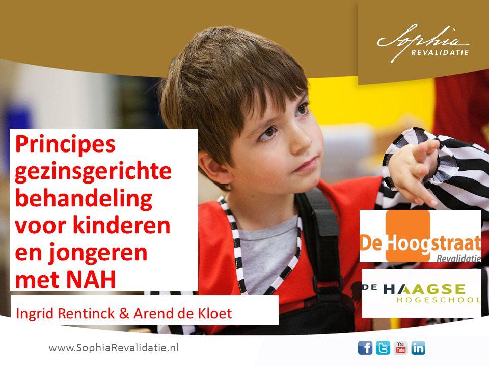 Principes gezinsgerichte behandeling voor kinderen en jongeren met NAH