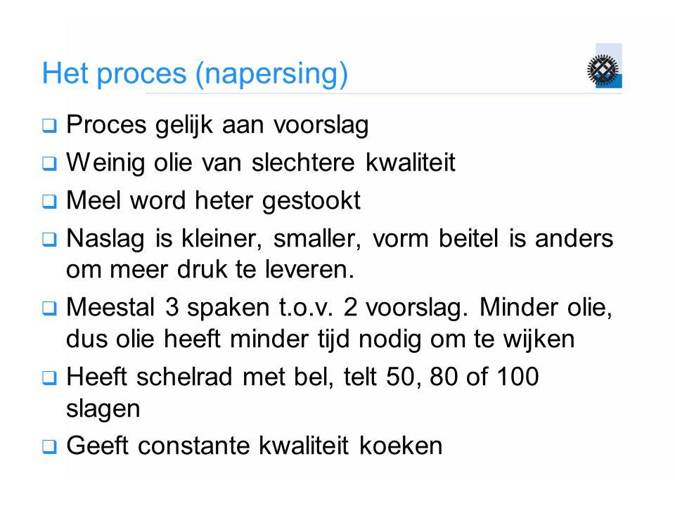 Het proces (napersing)