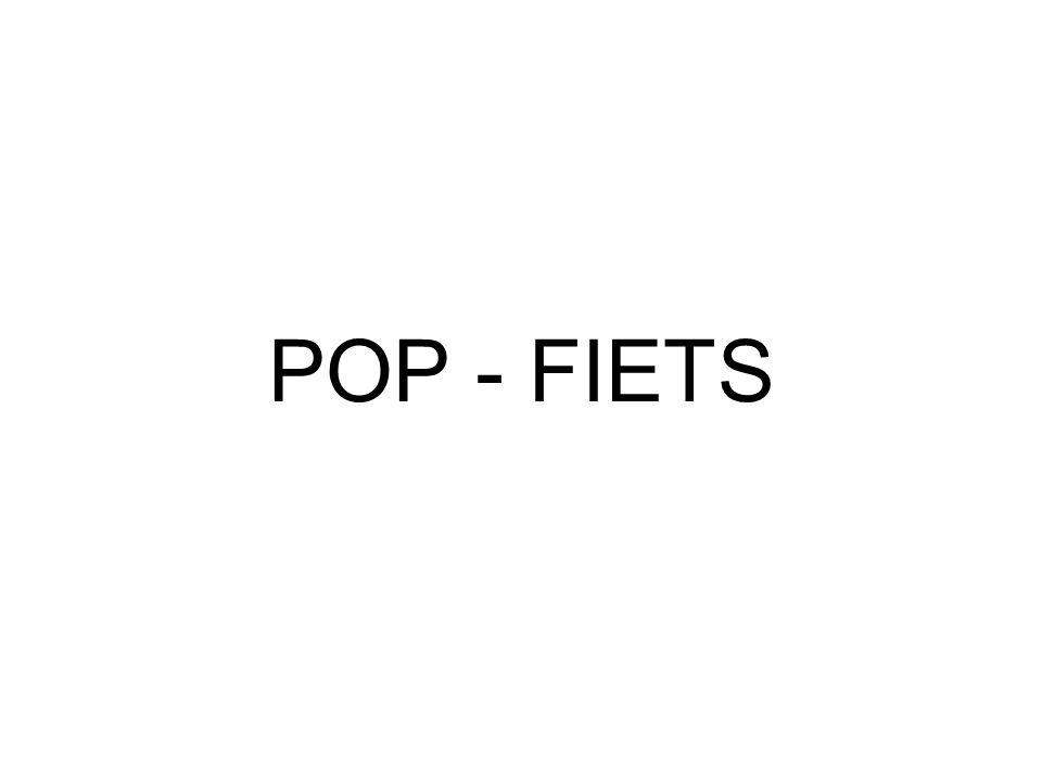 POP - FIETS