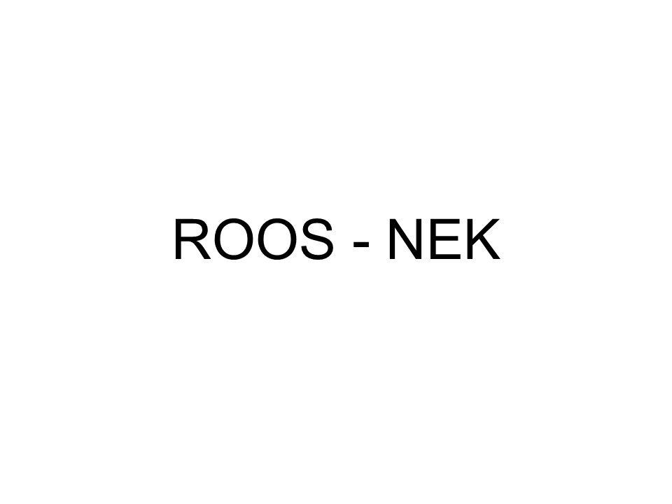 ROOS - NEK