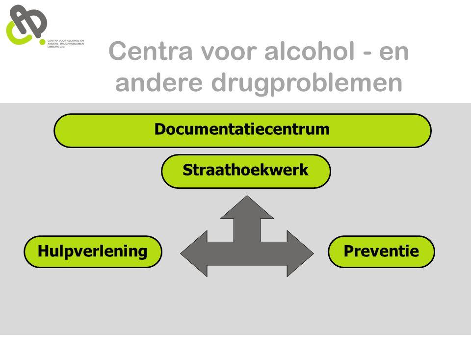 Centra voor alcohol - en andere drugproblemen