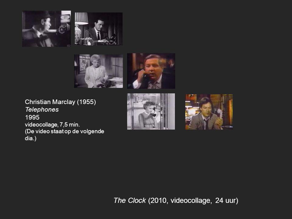 The Clock (2010, videocollage, 24 uur)