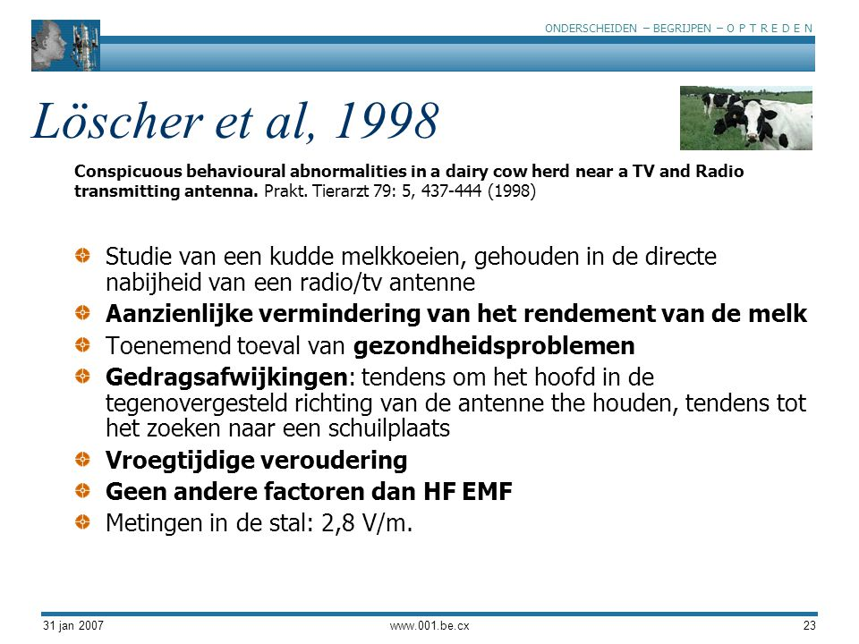 Löscher et al, 1998