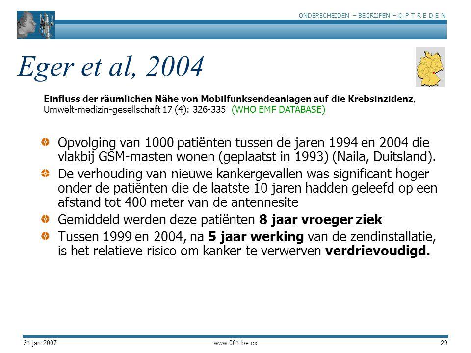 Eger et al, 2004