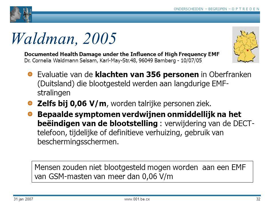 Waldman, 2005
