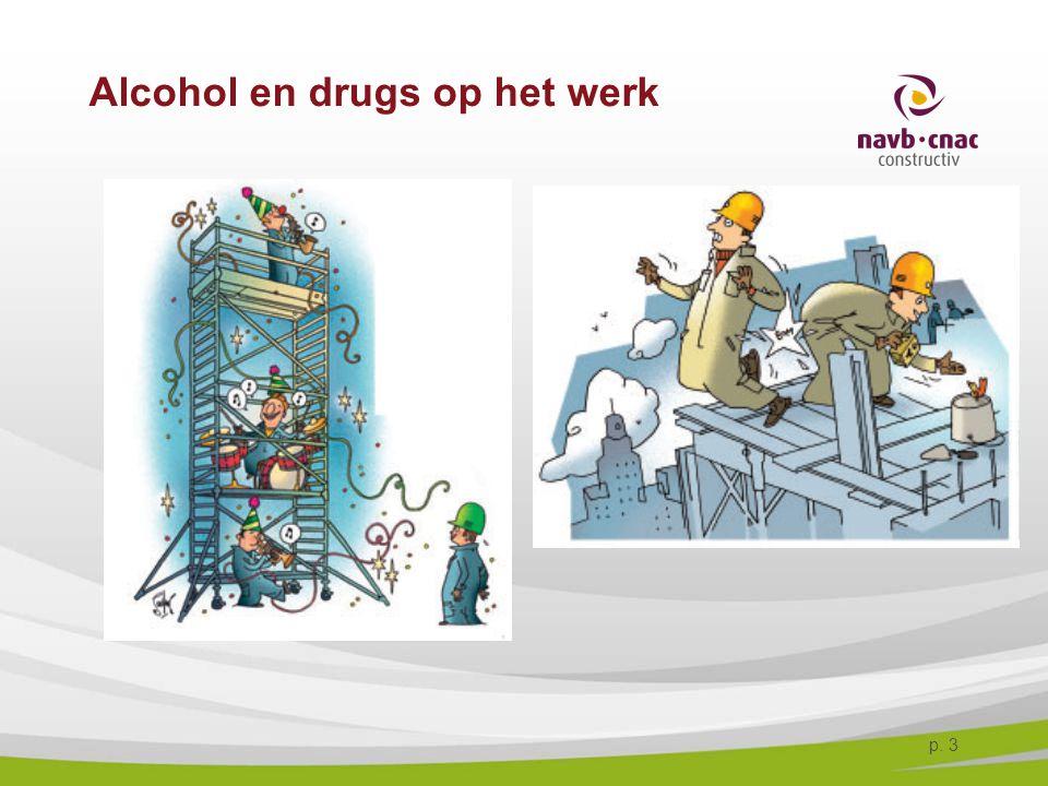 Alcohol en drugs op het werk