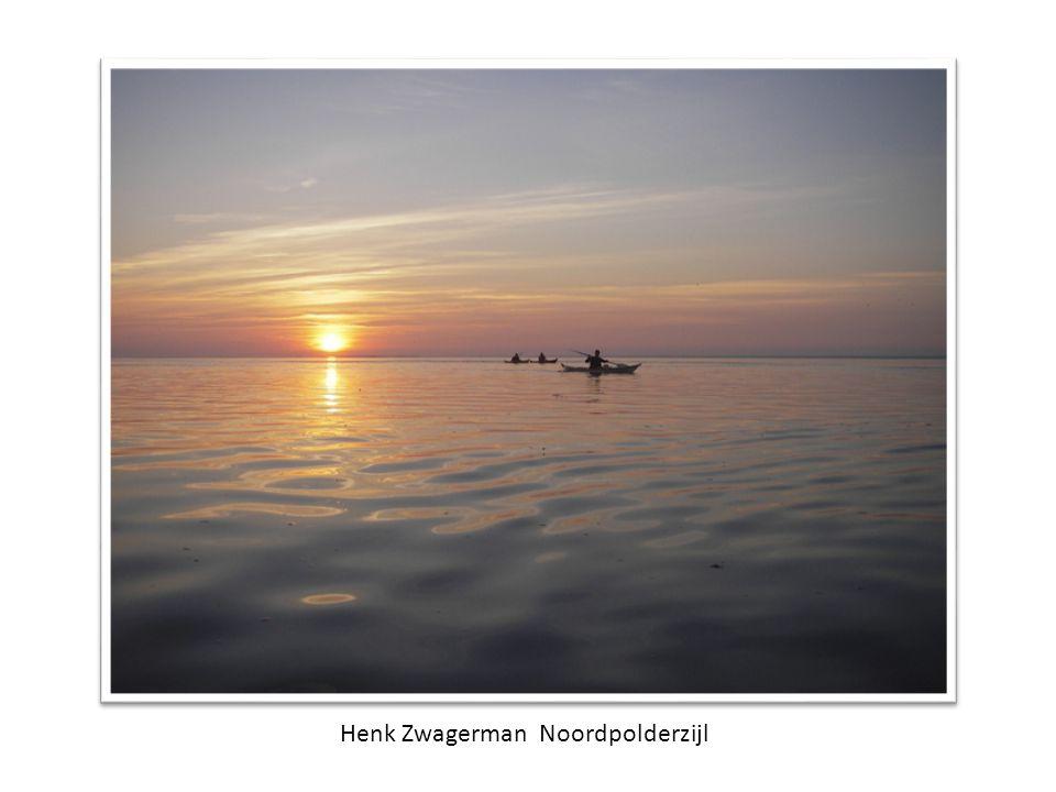 Henk Zwagerman Noordpolderzijl