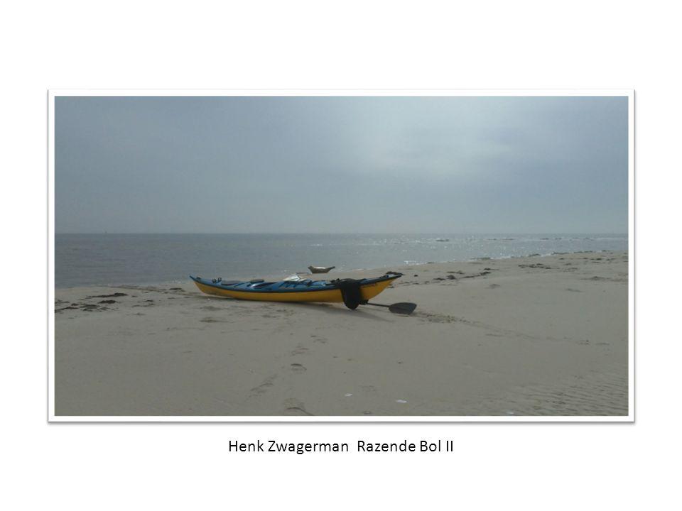 Henk Zwagerman Razende Bol II