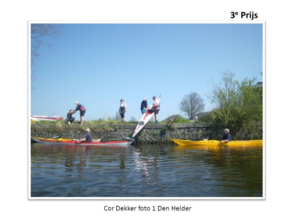 Cor Dekker foto 1 Den Helder
