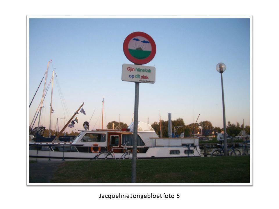 Jacqueline Jongebloet foto 5