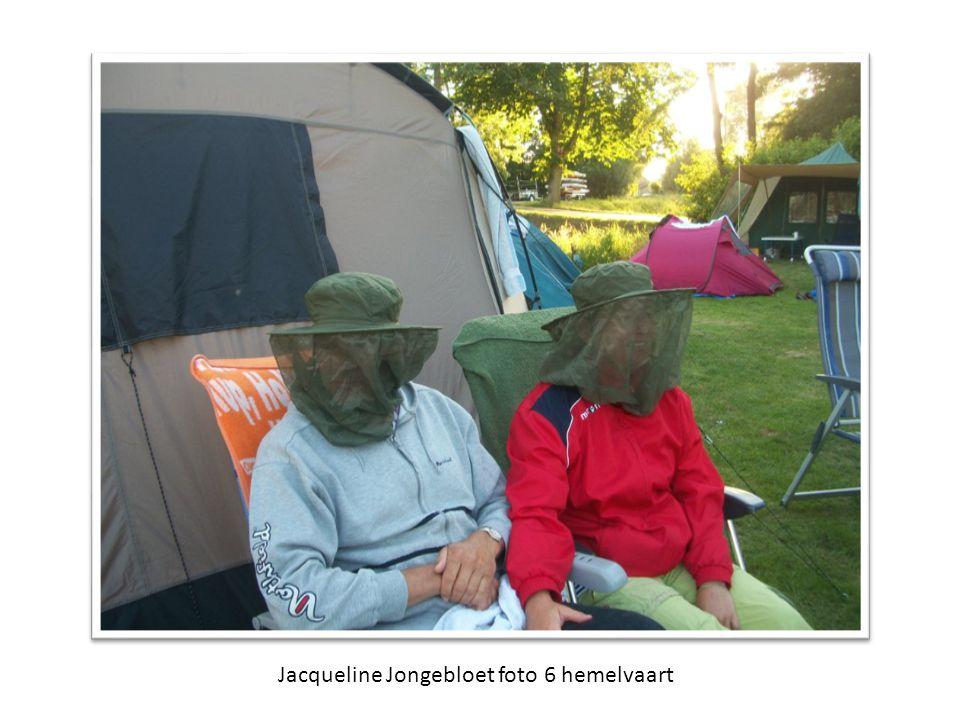 Jacqueline Jongebloet foto 6 hemelvaart