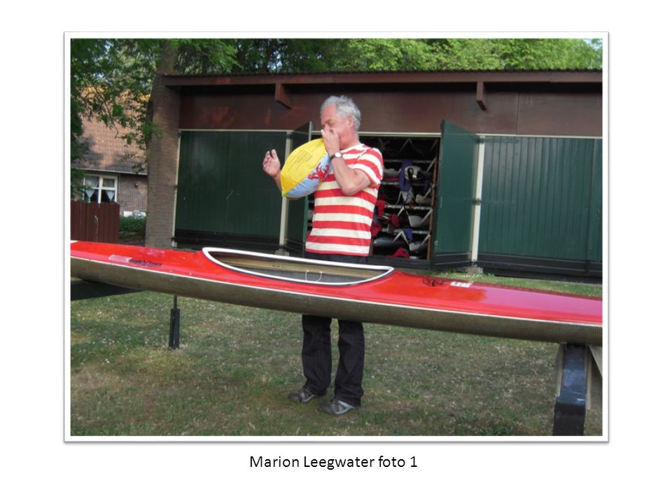 Marion Leegwater foto 1