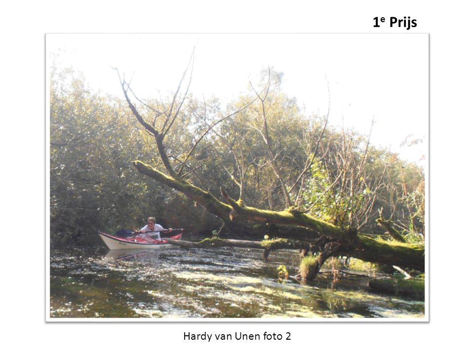 1e Prijs Hardy van Unen foto 2