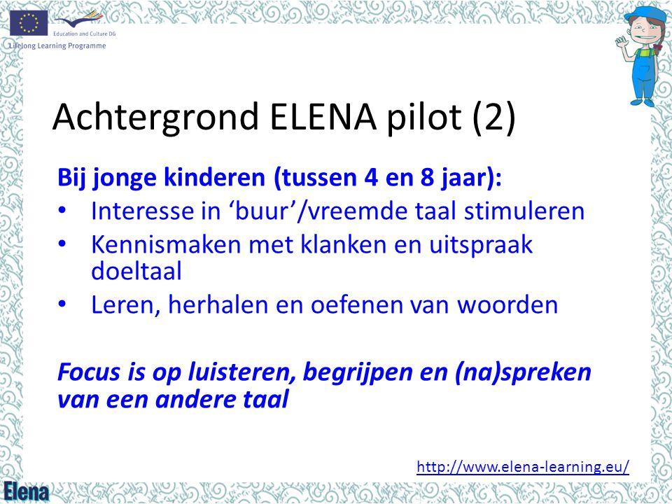 Achtergrond ELENA pilot (2)