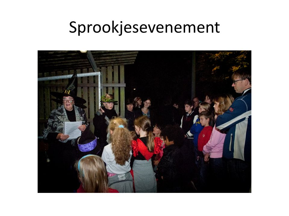 Sprookjesevenement