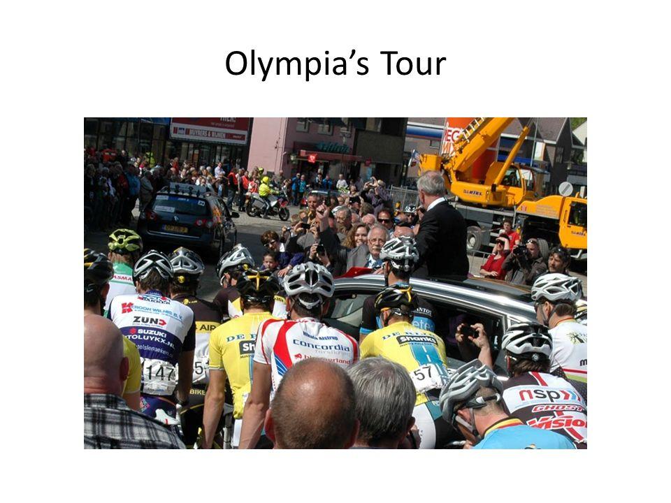 Olympia's Tour