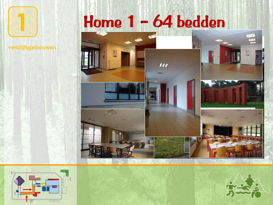 Home 1 – 64 bedden