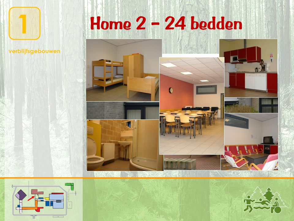 Home 2 – 24 bedden