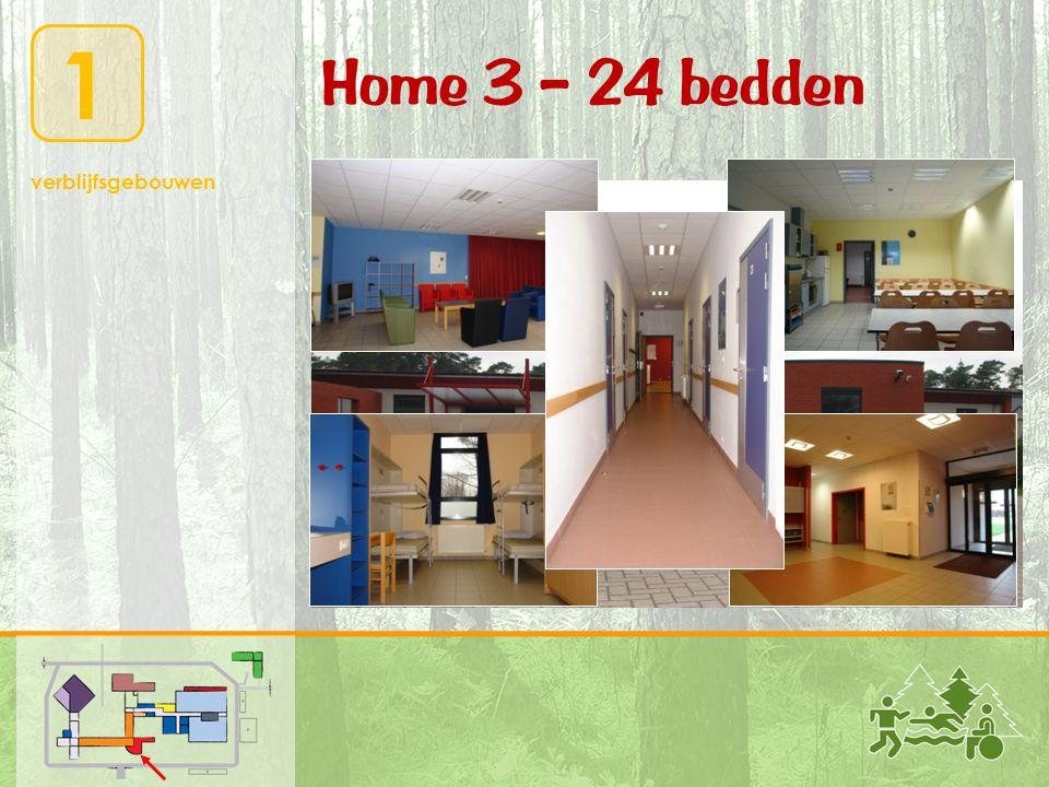 Home 3 – 24 bedden