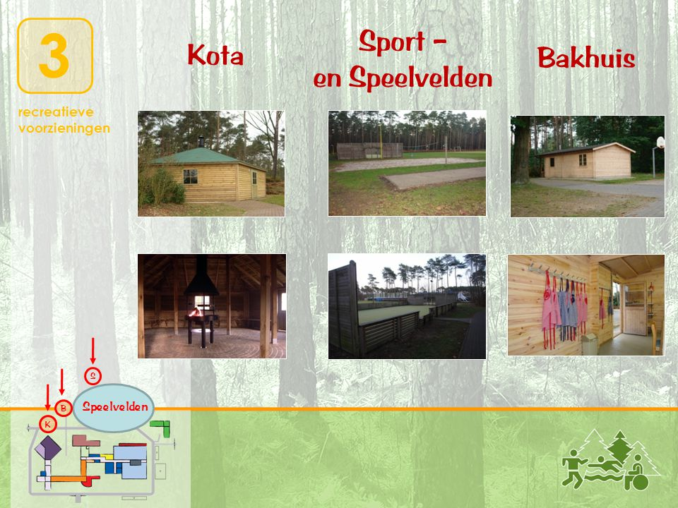 Sport – en Speelvelden Kota Bakhuis S B Speelvelden K