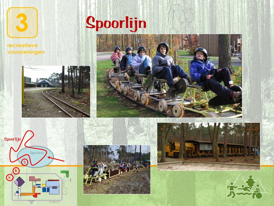 Spoorlijn Spoorlijn Speeltuin S B K