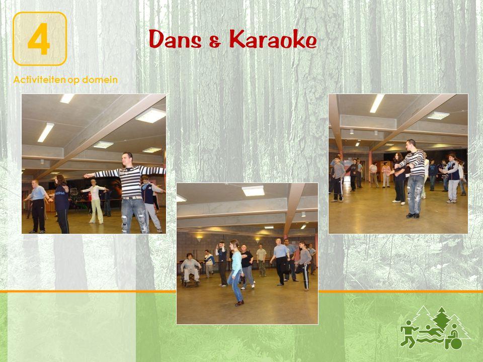 Dans & Karaoke