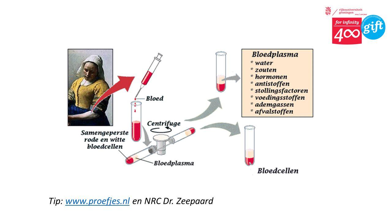 Tip: www.proefjes.nl en NRC Dr. Zeepaard