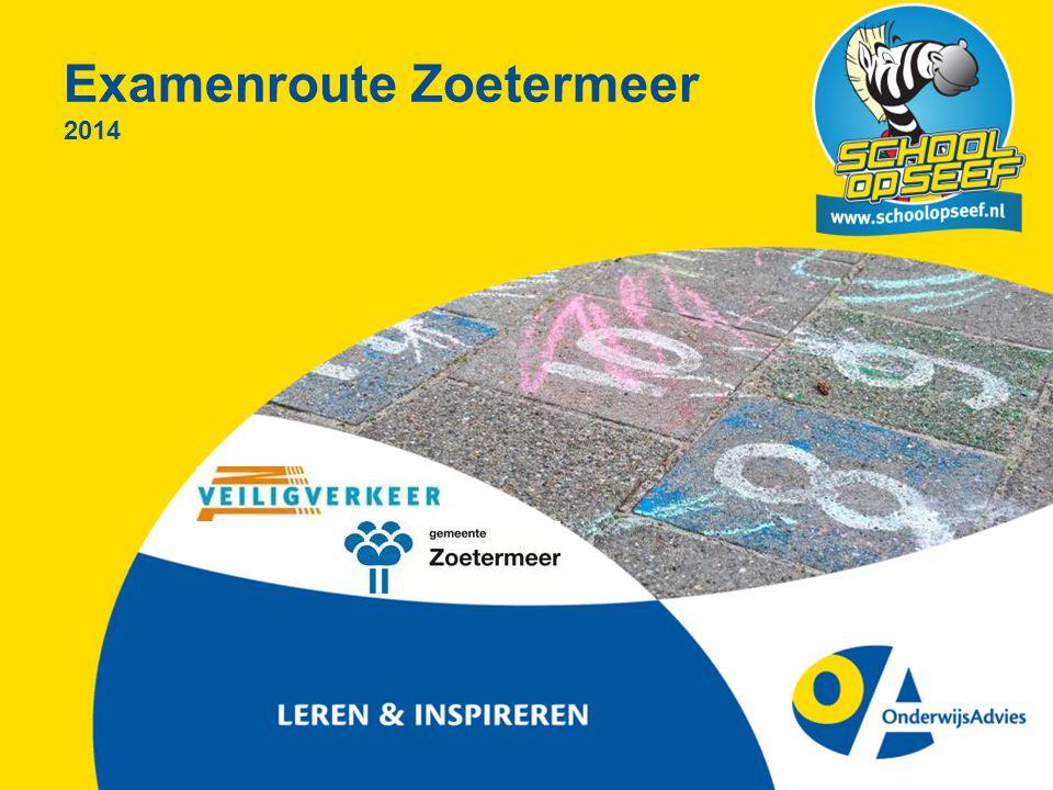 Examenroute Zoetermeer