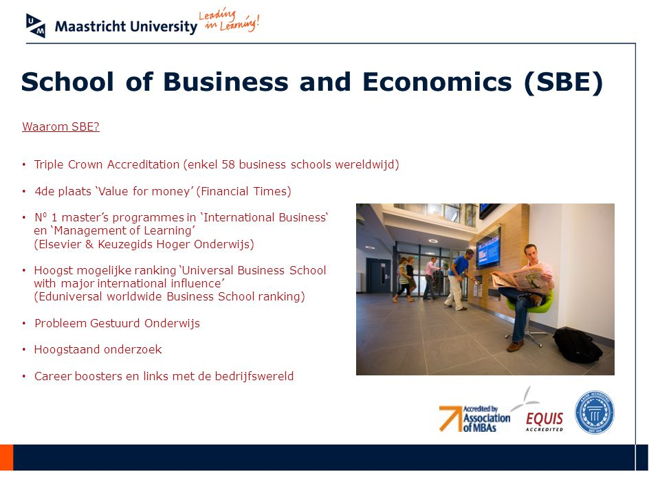 School of Business and Economics (SBE)