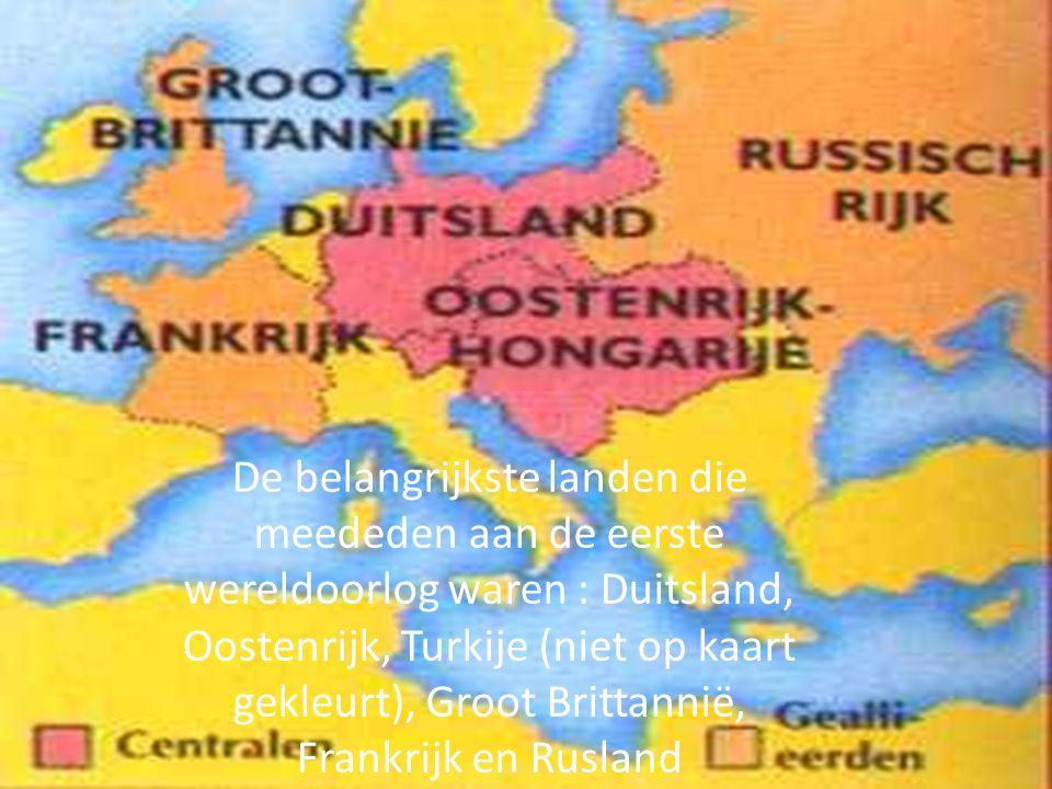 De landen