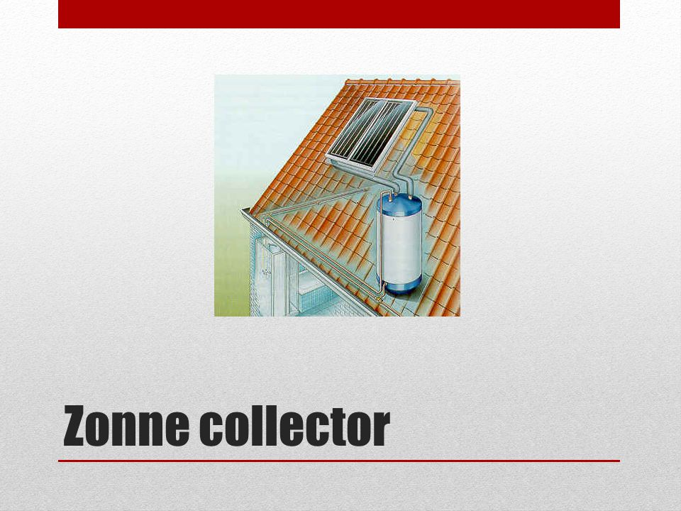 Zonne collector