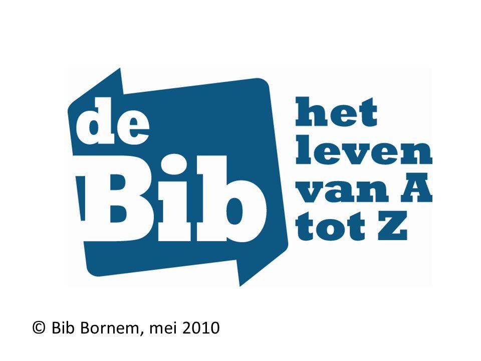 © Bib Bornem, mei 2010