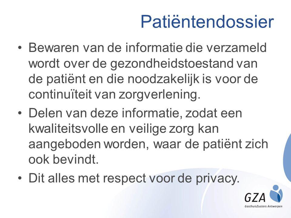 Patiëntendossier