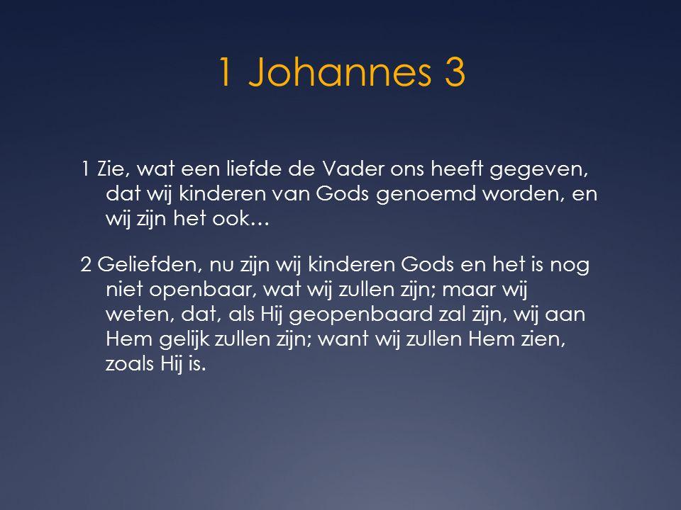 1 Johannes 3