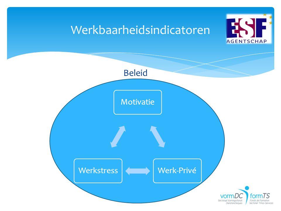 Werkbaarheidsindicatoren