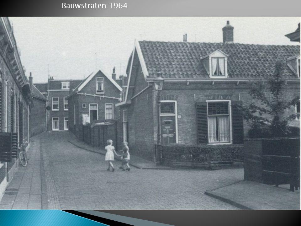Bauwstraten 1964
