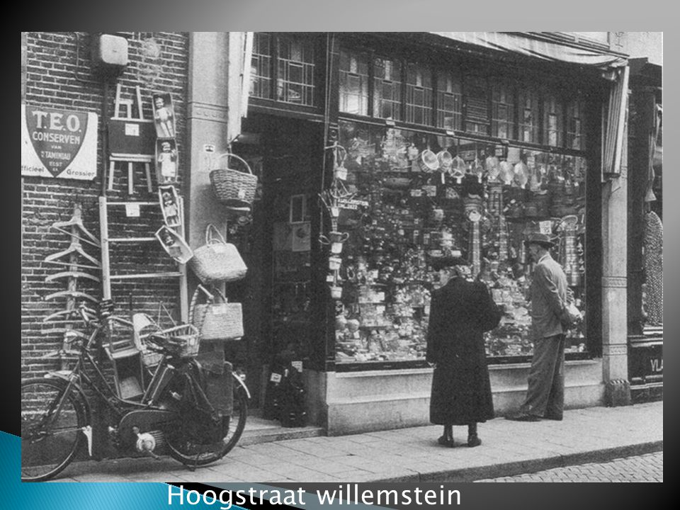 Hoogstraat willemstein
