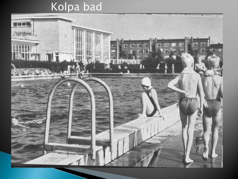 Kolpa bad