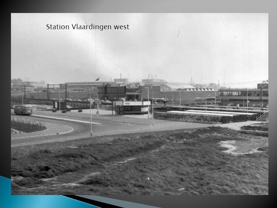 Station Vlaardingen west