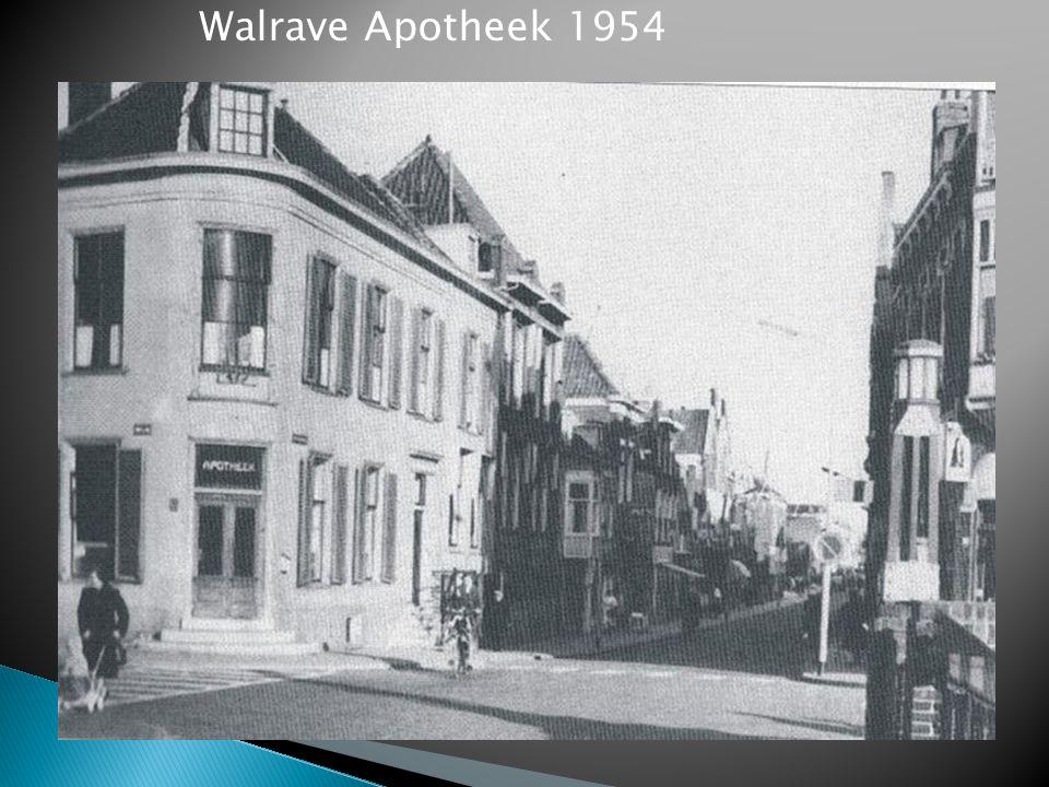 Walrave Apotheek 1954