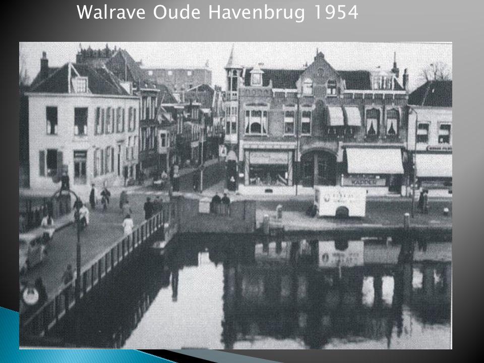 Walrave Oude Havenbrug 1954
