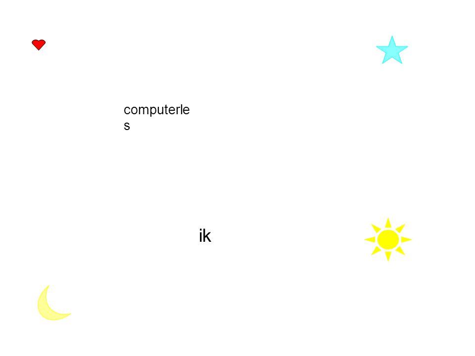 computerles ik