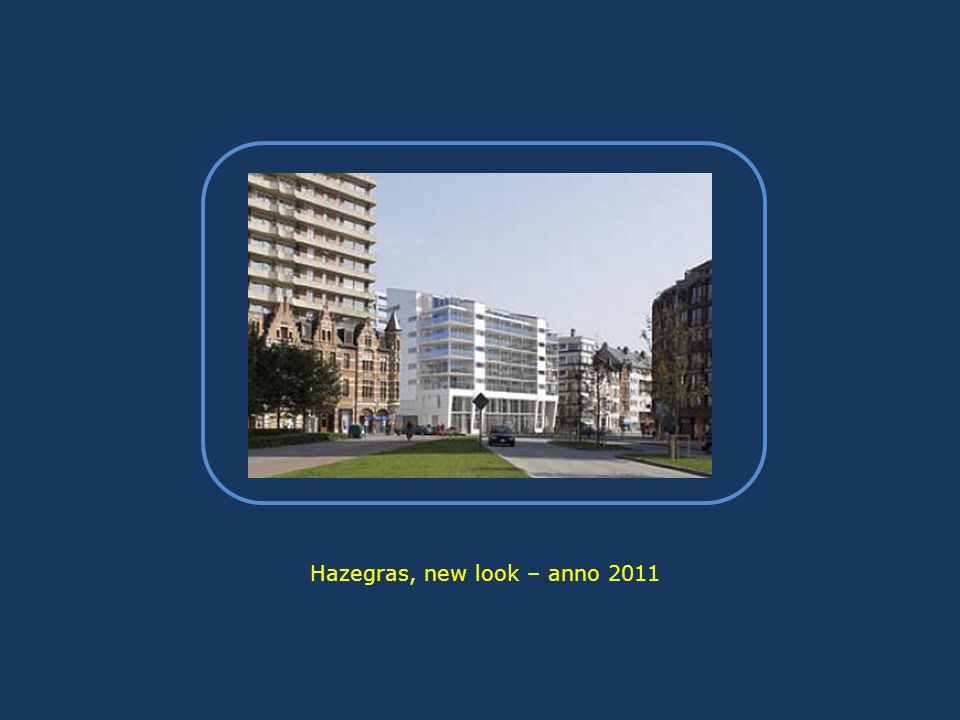 Hazegras, new look – anno 2011