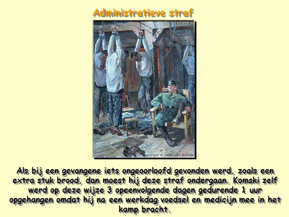 Administratieve straf